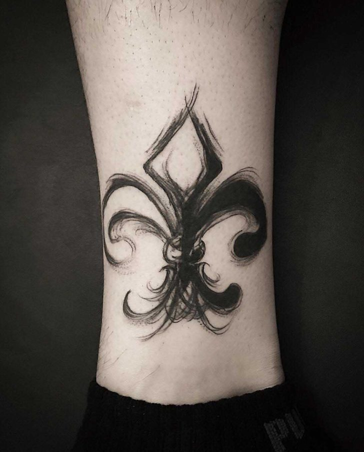 Fleur De Lis Tattoo Best Tattoo Ideas Gallery