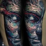 Titan Tattoo Sleeve