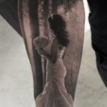 Bride Tattoo