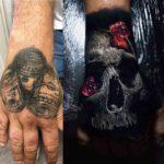 Gambler Tattoo Cover Up
