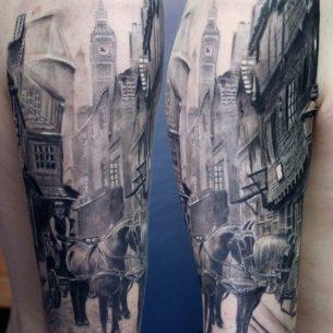 Old London Tattoo