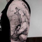 Refugie Polar Tattoo