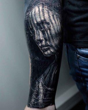 Soul Smuggler Tattoo Sleeve