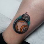 BB8 Tattoo
