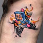 Bomberman Tattoo