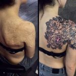 Burn Cover Up Tattoo