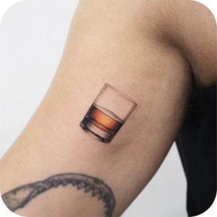 Whiskey Tattoo