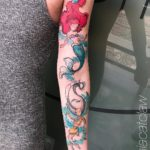 Disney Princesses Tattoo
