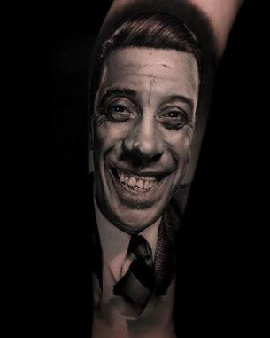 Fernandel Tattoo