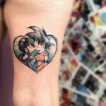 Goku Tattoo