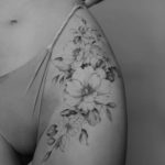 Intimate Flowers Tattoo