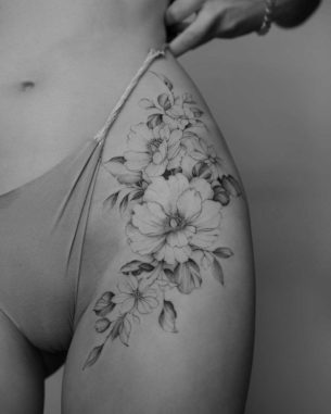 Hip Tattoos Best Tattoo Ideas Gallery