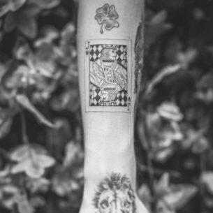 Jack of Hearts Tattoo