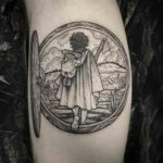 The Hobbit Tattoo