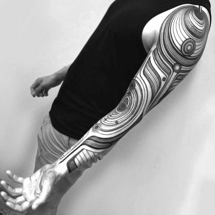 tattoo sleeve ornament