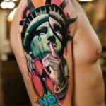No Bombs Tattoo