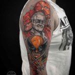 Stan Lee Tattoo Tribute