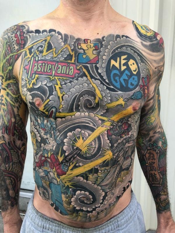 Transformers Tattoo | Best Tattoo Ideas Gallery
